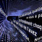 Citation de Niels Bohr sur la physique quantique